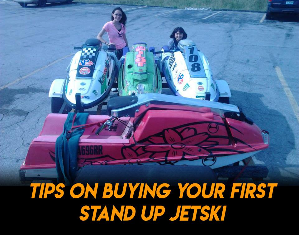 First jetski